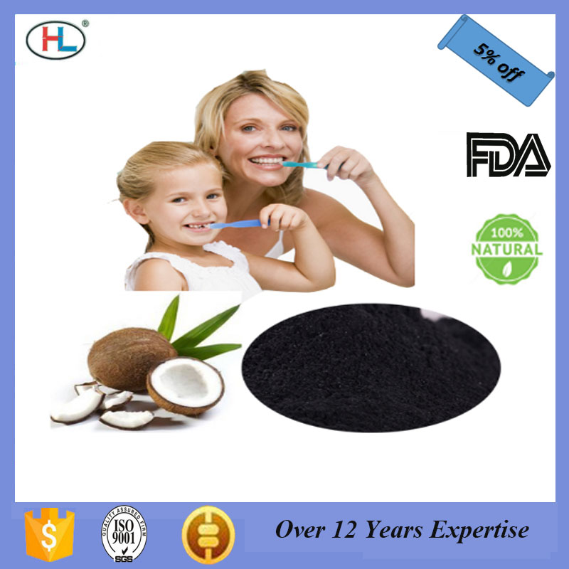 Professional Customization Package Tooth whitening Teeth Refined Activated Charcoal Powder
