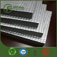 Fire Proof PE Foam Aluminum Foil Composited Thermal Break Material