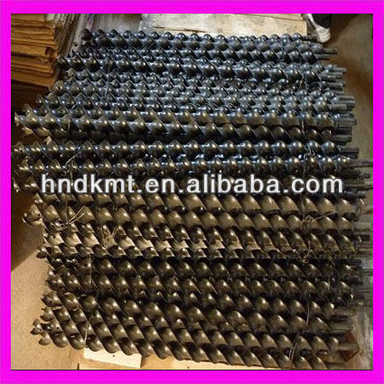 Manufacturer spiral steel rod