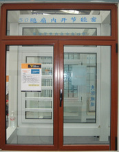 5 years warranty aluminum sliding windows sections at factory price