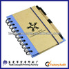 good quality new notebook with pen gift set