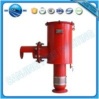 china manufacturer PCL Low Expansion Fire Foam Chamber