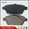 China Brake Pads Factory Offers Rear