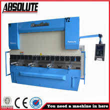 ABSOLUTE Brand plate bending machine drawing