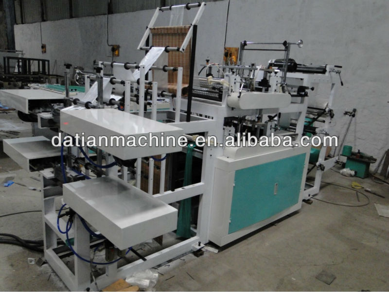 Automatic Rolling Garbage Bag Making Machine(2 Layer)