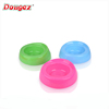 New Fashion Pet Bowl ,plastic pet bowl. dog feeder bowl with 2 hours replied