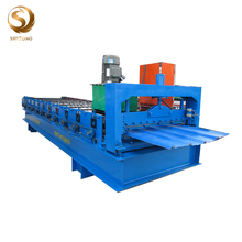 Cold Forming Panel Tile Making Steel Profile Sheet Roll Form Machine Made In China