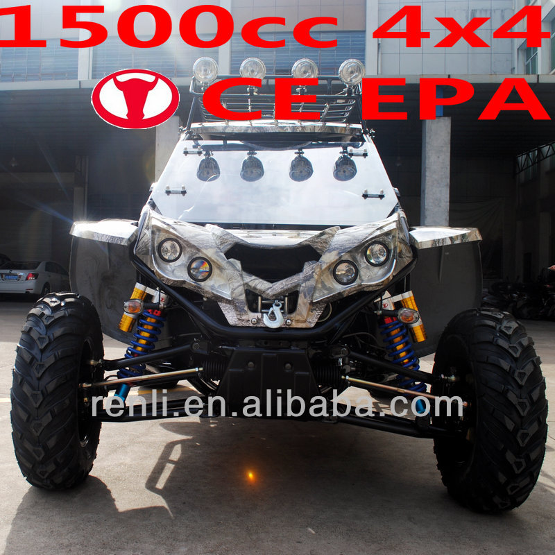 RENLI 1500cc 4x4 buggy /UTV for sale made in China