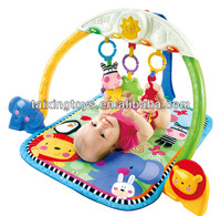 Kids Multifunctional & Funny Baby Fitness Play and Crawl Blanket Carpet Toys
