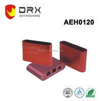 OEM 6063 Anodized enclosure aluminum extrusion thin