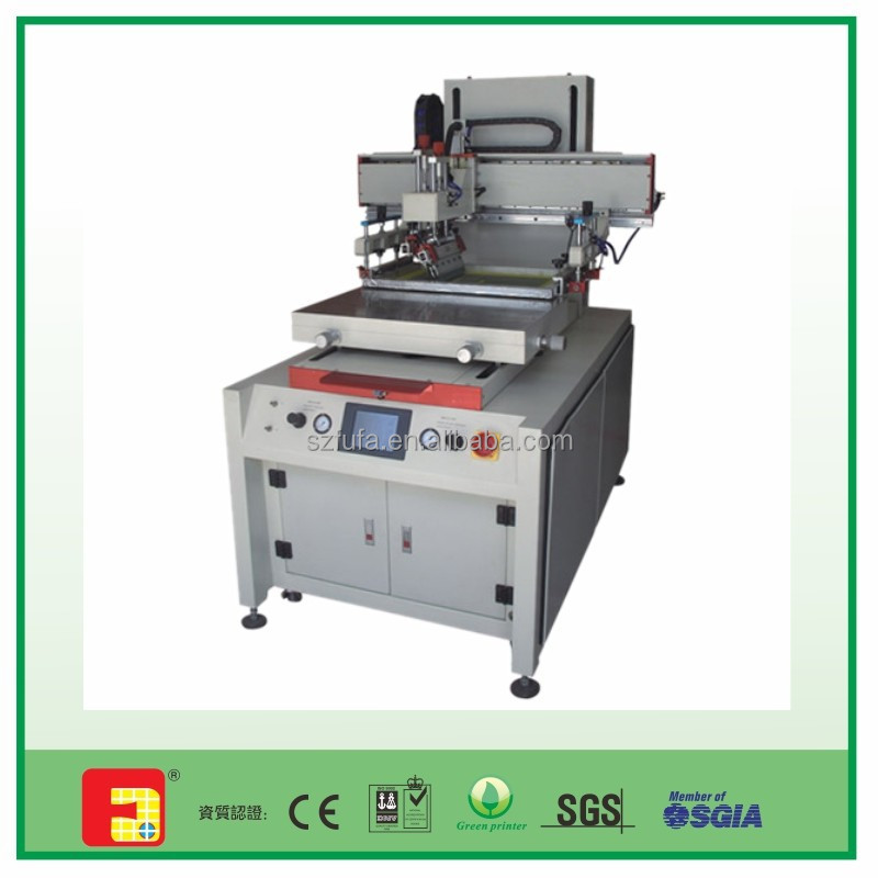 Shenzhen screen printing/printer machinery with touch screen F-C4060PD