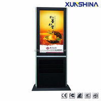 42 inch Floor standing lcd advertising machine digital signage