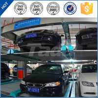 2015 car parking solution Double-layer puzzle auto parking system