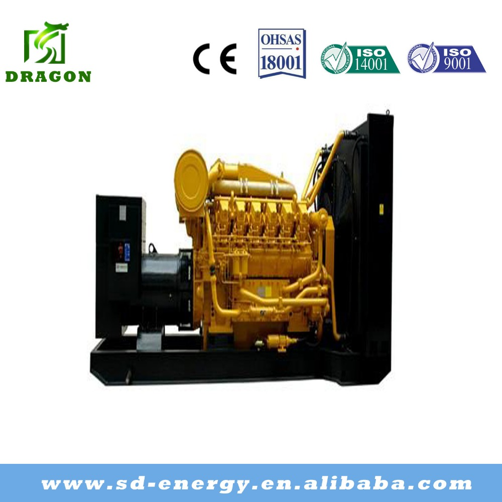 High efficiency diesel generator set spare parts and diesel generators prices