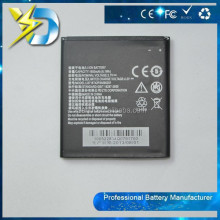 1650mAh mobile battery LI3716T42P3H595251 for ZTE N798 U808 U798