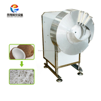 Factory Price Automatic Electric Coconut Shred Slice Cutting Machine