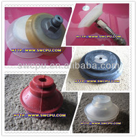 colored rubber suction cup for hang