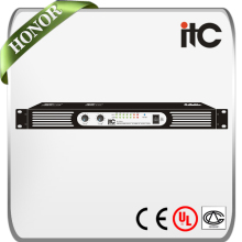 ITC D Series Best Seller Optional RMS High Efficiency Hi-fi Stereo Audio Amplifier