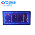 Hot Sale Outdoor LED Screen Board , Acrylic LED Sign