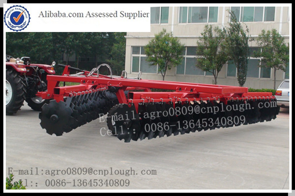 Heavy Duty Trailed Offset Disc Harrow for tractor offset discs harrow for Australia