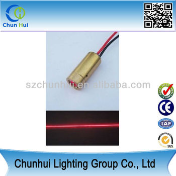 cheap price 5mw red line laser module