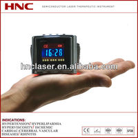 wrist low level laser lower blood pressure blood suger blood viscosity physical therapy home medical