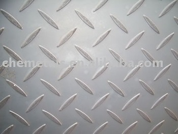 Hot Rolled Chequered Steel Plate