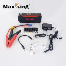 2016 best selling tracked off road kit 14000mah multi-function car jump starter