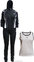 Ladies fashion 3pcs sport wear(LA warehouse direct shipping,you don't need to pay the tax to custom and receive short time)