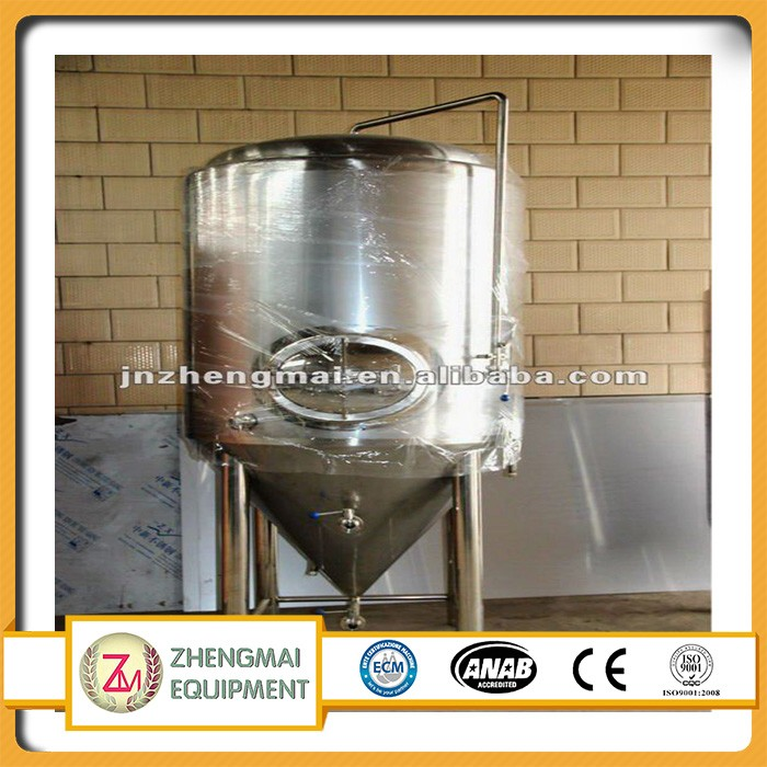 High quality cider making equipment,beer fermentation tank used