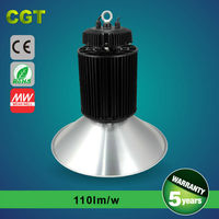LED high bay lighting 250W industrial lighting TUV CE SAA