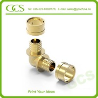 pex sliding fitting elbow for pex-al-pex pipe wall mounted basin mixer tap safe lock parts