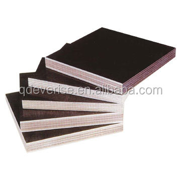 low price 9mm 12mm 15mm 18mm shuttering PP Plastic Plywood board for construction / timbers and woods / plywood manufacture