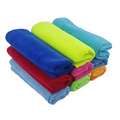 Sell Super Absorbent dust polish microfiber cleaning cloth in roll car