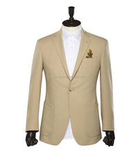 Top quality men's summer suit w/tailored from suit manufacturer With CMT price