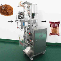 Automatic Vertical Granule Sugar Stick Triangle
