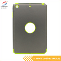 Unbreakable tpu and pc shockproof soft case for ipad mini 3