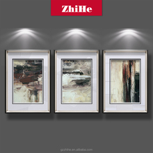 Wholesale oil painting for home decor with 3d on canvas print for home goods wall art canvas painting