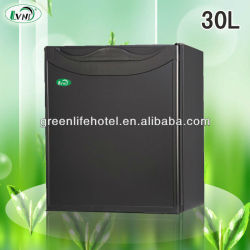 NEW MODEL! 30L hotel room noiseless absorption refrigerator