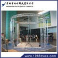 Aluminium lighting dj decorative truss,backdrop truss