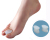 soft gel footcare foot alignment gel toe separator toe corrector