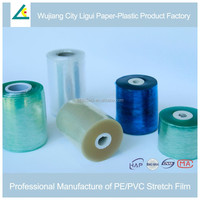 rolled PVC soft film