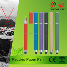 Novelty Promotional Eco touch Ball Pen