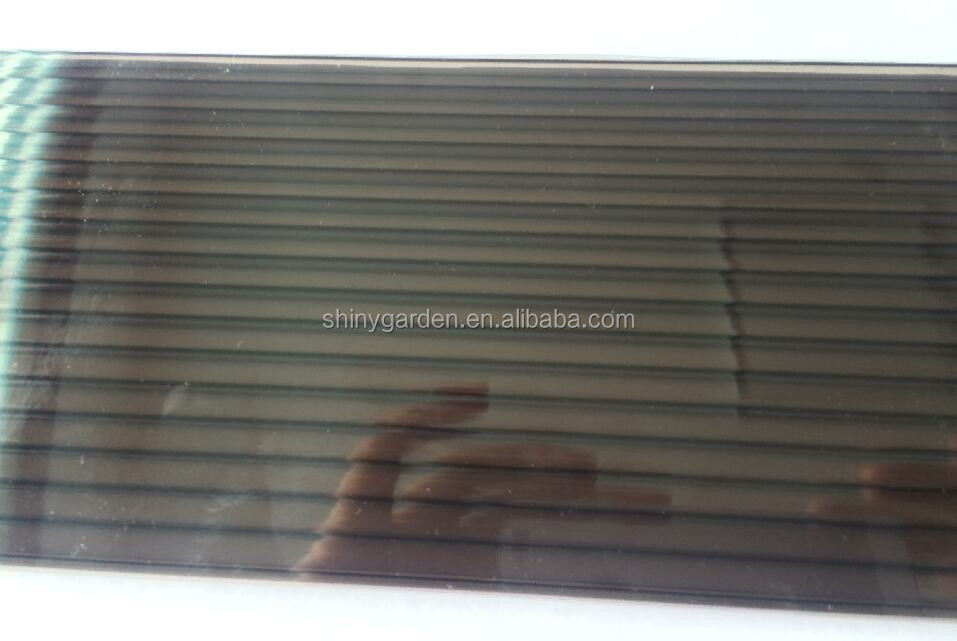 High Quality Outdoor New Aluminum Polycarbonate Top With Curtain Gazebo