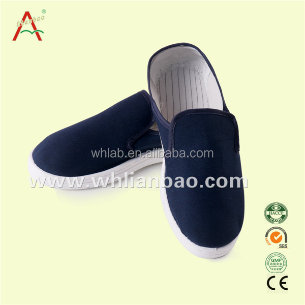 Lab safety shoes pu shoes safety footwear