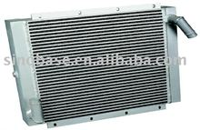 oil and air heat exchanger
