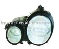 Auto Lamp-Head Lamp for Mercedes Benz (Body parts,Bodyparts,Headlight,Head light)