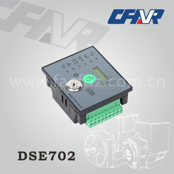 Automatic Generator controller DSE702K auto start/manual start