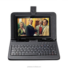 7 Inch Android 4.4 KitKat Google Tablet PC Quad Core 8GB Allwinner A33 10 Point Capacitive touch screen