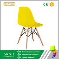 outdoor hanging egg adjustable designer small portable plastic chair DSW chair